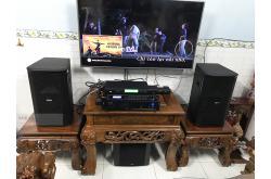 Lắp đặt dàn karaoke gia đình anh Hải tại Đồng Nai (BIK BSP 410, VM620A, DSP9000, Yamaha NS-SW300...)