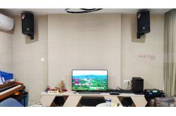 Lắp đặt dàn karaoke gia đình anh Hào tại TP HCM (JBL MTS10, VM420A, DSP9000, A120P, UGX12)