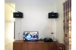 Lắp đặt dàn karaoke gia đình anh Hoan tại Thái Nguyên (BIK BJ-S1010, VM620A, DSP9000, BCE U900)
