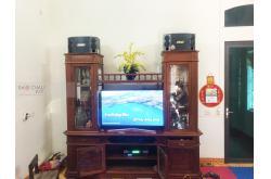 Lắp đặt dàn karaoke gia đình anh Hưng tại Hà Nội (BMB CSD 880SE, BIK VM620A, BIK BPR8500, BCE UGX12)