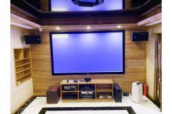 Lắp đặt dàn karaoke gia đình anh Long tại Hà Nội (RCF CMAX 4110, Xli2500, AAP K9600, JBL VM300,...)