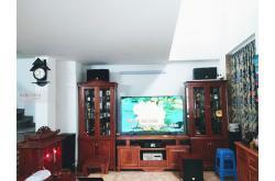 Lắp đặt dàn karaoke gia đình anh Minh tại TP HCM (JBL CV1052T, BKSound DKA 8500, SW512-C)