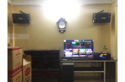 Lắp đặt dàn karaoke gia đình anh Quang tại Bắc Ninh (BMB 2000SE, AAP TD8004, X5 Plus, AAP K800II)