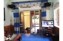 Lắp đặt dàn karaoke gia đình anh Sự tại Bắc Ninh (Domus DP6100, BKSound DKA 6500, Klipsch R100S)