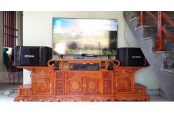 Lắp đặt dàn karaoke gia đình anh Thạch tại Thanh Hóa (BIK BJ-S968, BIK VM420A, DSP-9000, BCE U900)