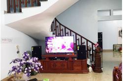 Lắp đặt dàn karaoke gia đình anh Thanh tại Bắc Ninh (Domus DP6120, SAE TX650Q, DSP9000, U900 Plus)