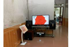 Lắp đặt dàn karaoke gia đình anh Thuận tại Lạng Sơn (BMB CSN 500SE, BKSound DKA 6500, SW512-C...)