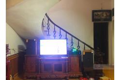 Lắp đặt dàn karaoke gia đình anh Tôn tại Bắc Ninh (Domus DK612, BIK VM620A, BIK BPR-8500, BCE UGX12)