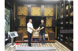 Lắp đặt dàn karaoke gia đình anh Trang tại Phú Yên (RCF CMAX 4112, Xli3500, JBL KX180, A120P, VM300...)