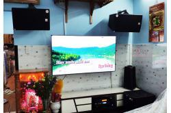 Lắp đặt dàn karaoke gia đình chị Loan tại TP HCM (Alto AT2000, BIK VM820A, Alto AK600, Alto TS312S...)