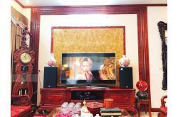 Lắp đặt dàn karaoke gia đình chị Mai tại Bắc Ninh (Alto AT1000, BKSound DKA 6500)