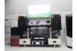 Lắp đặt dàn karaoke gia đình chị My tại TP HCM (Domus DK612S, Famousound 7208, BKSound KX6)