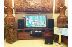 Lắp đặt dàn karaoke gia đình chị Oanh tại Hải Phòng (BIK BSP 410, VM620A, BPR8500, SW512-C,... )