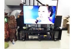 Lắp đặt dàn karaoke gia đình cho anh Hoãn tại Bình Dương (Domus DK612, VM640A, JBL KX180, BIK BJ-W66...)