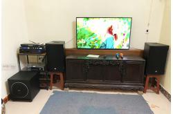 Lắp đặt dàn karaoke gia đình chú Toàn tại Hà Nội (RCF EMAX 3112, BIK VM840A, JBL KX180, Sub 1000New...)
