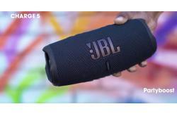 Loa bluetooth JBL trình làng Charge 5 với nhiều cải tiến đáng giá