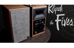 Loa Klipsch The Fives – Loa nghe nhạc hoàn hảo để kết nối với Smart Tivi