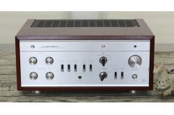 Luxman LX-380: Hoài cổ cùng chiếc amply nghe nhạc tích hợp đèn
