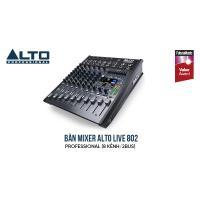 Bàn mixer Alto Live 802 (8 kênh/2bus)