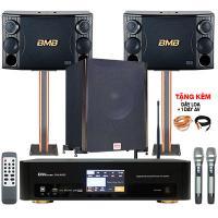 Dàn karaoke gia đình BMB 2020-05