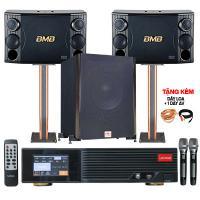 Dàn karaoke gia đình BMB 2020-06