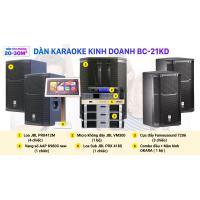 Dàn karaoke kinh doanh BC-21KD