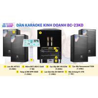 Dàn karaoke kinh doanh BC-23KD
