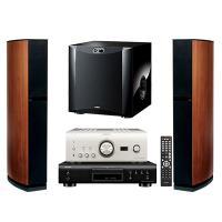 Dàn nghe nhạc cao cấp 2 kênh Stereo NN39 (Jamo D590+Denon 2500NE+DCD-800NE )