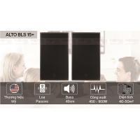 Loa Alto BLS 15+(bass 40cm)