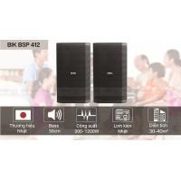 Loa karaoke Nhật BIK BSP 412 Cao Cấp (full bass 30cm, King Karaoke)