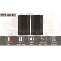 Loa karaoke RCF C MAX 4112 (New 2020, full bass 30, SX: Italy)