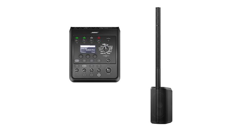 Dàn karaoke Bose L1 PRO8 mixer ToneMatch T4S