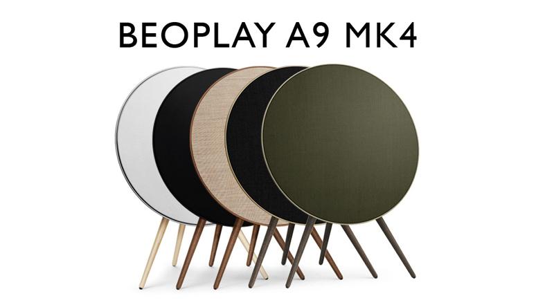 Loa B&O Beoplay A9 MK4