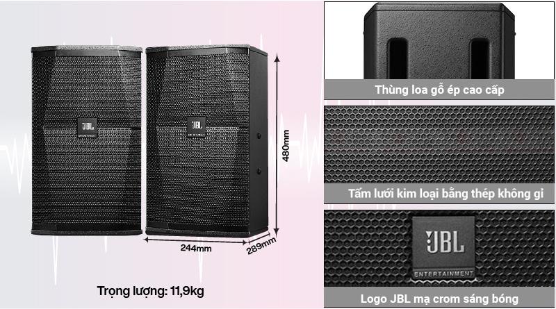 Loa JBL XS10