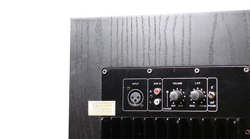 Loa sub Bksound SW312B(bass 30)