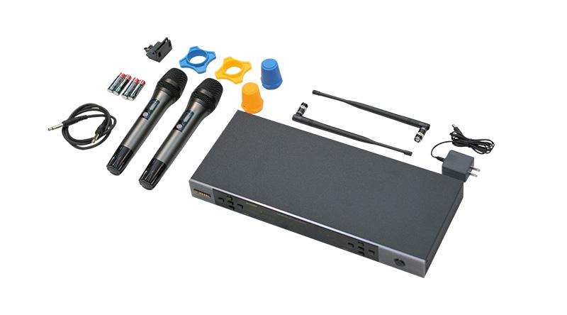 Micro không dây BIK BJ-U500 (Japan)