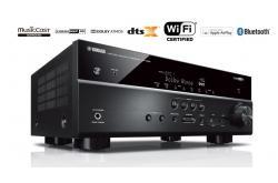 Amply Yamaha RX-V585: Amply xem phim chất lượng, chi phí không quá cao