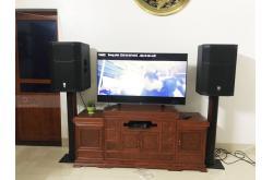 Lắp đặt dàn karaoke gia đình anh Điền tại Bắc Ninh (JBL PRX 415M, AAP TD8004, K9800 New, BJ-W66...)