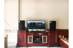 Lắp đặt dàn karaoke gia đình anh Mạnh tại Bắc Giang (Domus DP6120, VM620A, DSP9000, U900 Plus X)