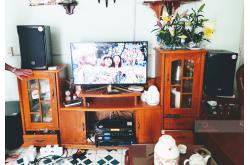 Lắp đặt dàn karaoke gia đình anh Ngọc tại Đồng Nai (RCF EMAX 3110, VM640A, BPR8500, SPL120,...)