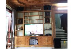 Lắp đặt dàn karaoke gia đình anh Phú tại Bắc Ninh (JBL KI512, VM420A, DSP9000 Plus, BBS B900)