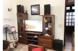 Lắp đặt dàn karaoke gia đình anh Sơn tại HN (RCF EMAX 3110, Xli2500, JBL KX180, A120P, JBL VM300)
