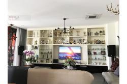 Lắp đặt dàn karaoke gia đình chị Vân Anh tại TP HCM (RCF CMAX 4112, Xli 3500, JBL KX180, SPL120, BCE Vip6000)