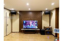 Lắp đặt hệ thống âm thanh karaoke, nghe nhạc, loa soundbar tại Vinhome Green Bay Mễ Trì – Hà Nội