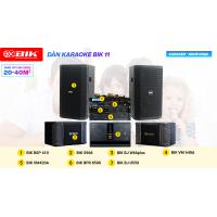 Dàn karaoke gia đình BIK 11