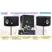 Dàn karaoke gia đình cao cấp 2021-01