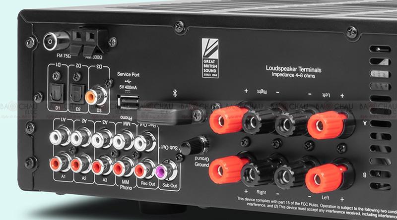 Amply Cambridge Audio AXR100