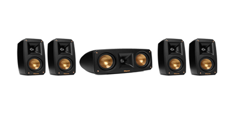 Bộ loa 5.0 kênh REFERENCE THEATER PACK