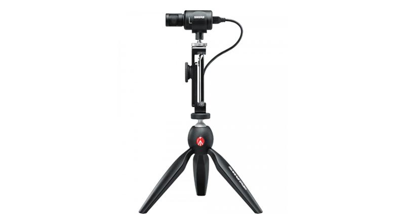 Bộ Micro Shure MV88 + Video KIT