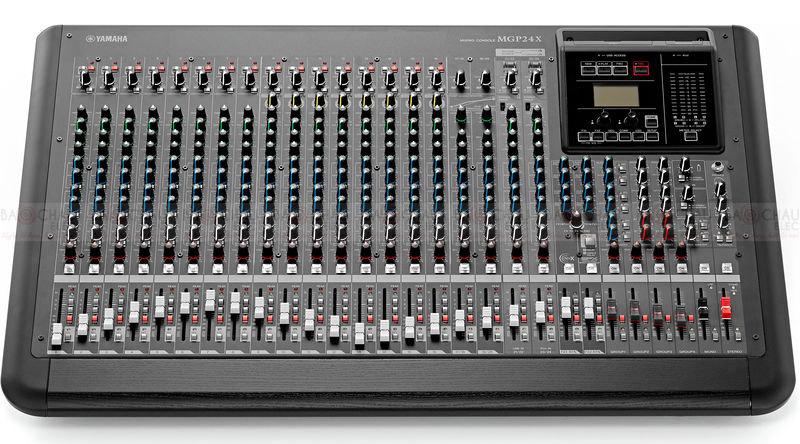 Dàn âm thanh Line Array Actine (Liền công suất) DMX 05